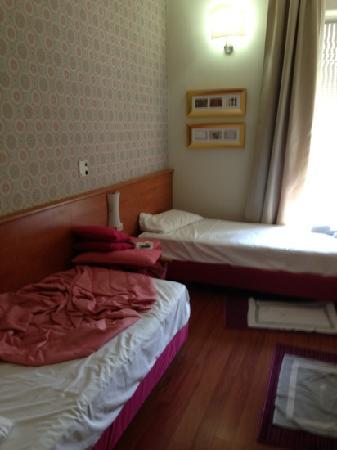 Hotel Bernina : 双床