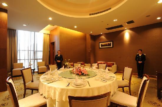 ZTE Hotel Shanghai: 中餐厅包房