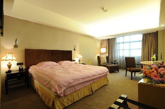 Nanjing ZTE Hotel: 女士房