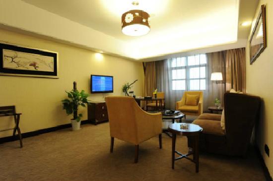 Nanjing ZTE Hotel: 套房