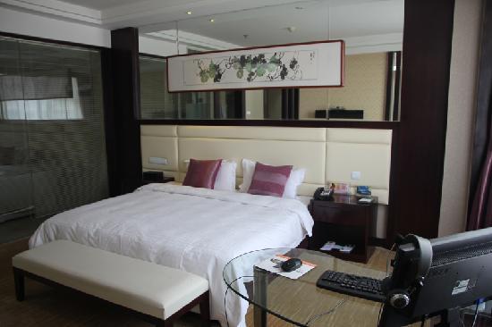 Kunlun Hotel : 套房