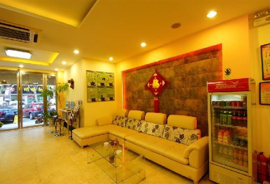 Luke Hotel (Tai'an Qingnian Road): 照片描述