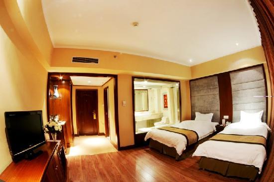 Jinbaoli Business Hotel: 标间