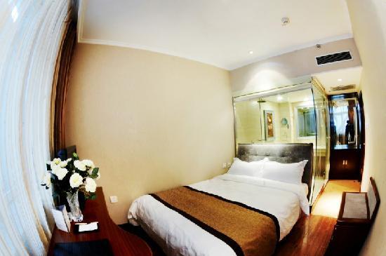 Jinbaoli Business Hotel: 大床房
