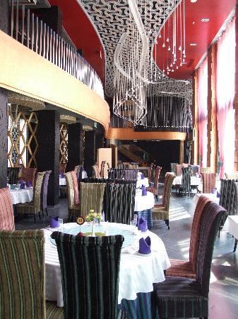 Motel 168 Wuhan Wangjiadun: 餐厅