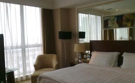 Ritan International Hotel: 房间