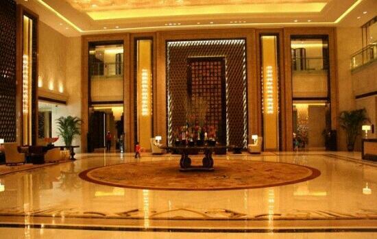 Hilton Nanjing: 酒店大堂