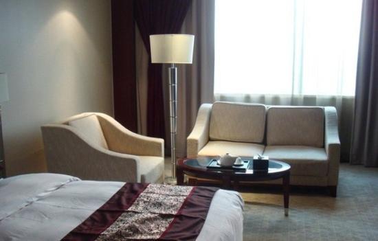 Vision Hotel: 房间