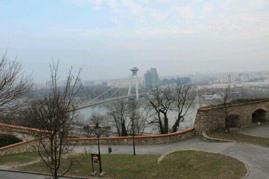 Visit Bratislava - Bratislava Castle Hill and the Historical City Centre 2-hour Tour
