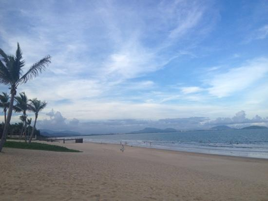 Haitang Bay: 天空美