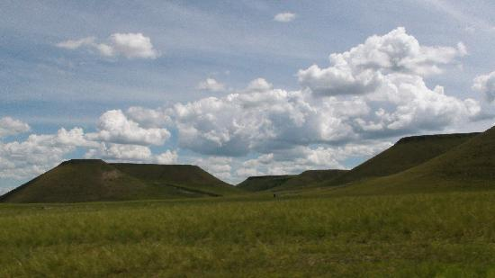 Xilinguole Grassland Nature Reserve: mei jing
