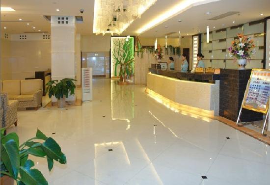 Sanya City Link Hotel : 酒店大堂