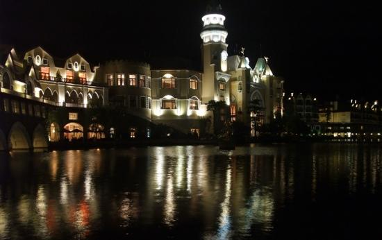 The Interlaken OCT Hotel: 茵特拉根夜景