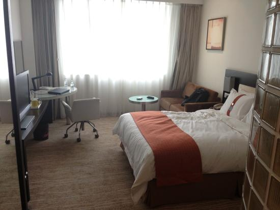 Holiday Inn Express Chengdu Gulou: 大床房