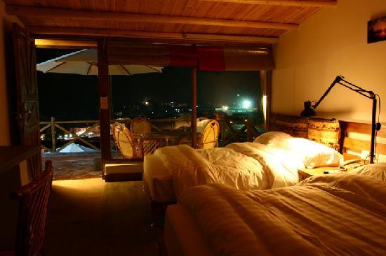 Yangshuo Sunvalley Hotel: 观景客房