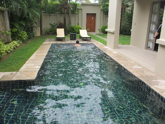 The Residence Resort and Spa Retreat: 这是我最先定的两卧室别墅306,很漂亮