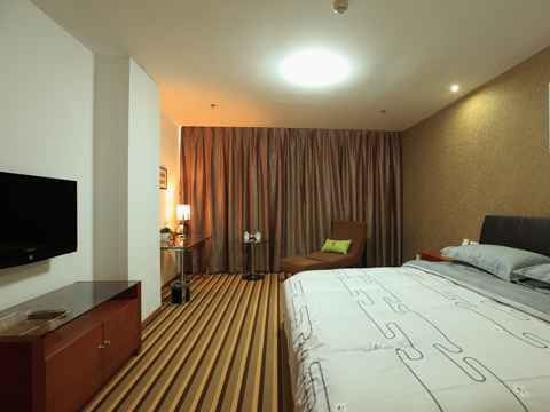 Super 8 Hotel Weifang Sheng Li Lu Hong Ye: 照片描述