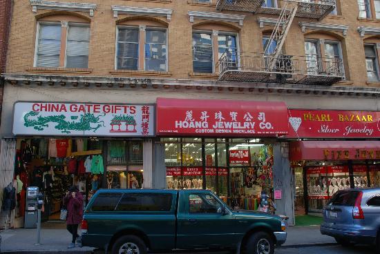 Chinatown: 珠宝店