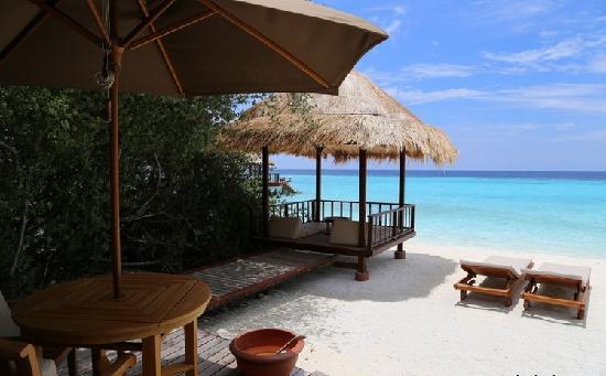 Serela Kuta : 海滩
