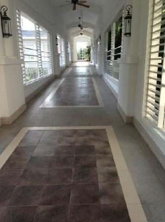 C&D Hotel Xiamen: 酒店长廊