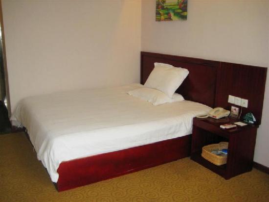 GreenTree Inn Hefei Middle Changjiang Road Yintai Center: 客房