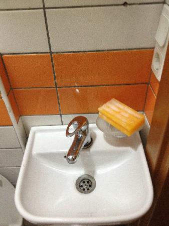 Sirkeci Park Hotel: 洗手池