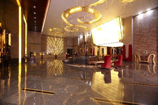 Victory International Hotel : 酒店大堂