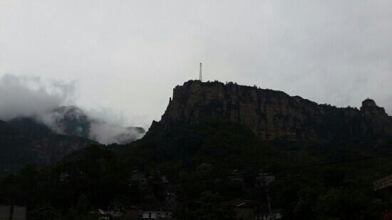Wanxian Mountain: 雾