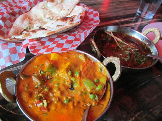 Masala Authentic Indian Cuisine : 菜