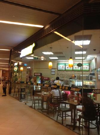 Subway (DaMuZhi Plaza)