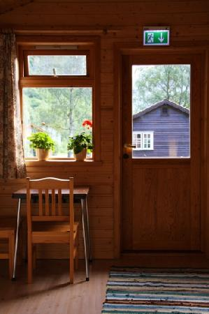 Flam Camping and Youth Hostel: Shared kitchen