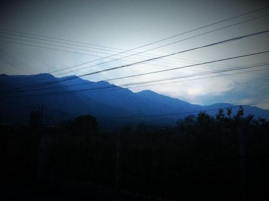 Jiufeng National Forest Park : 鹫峰