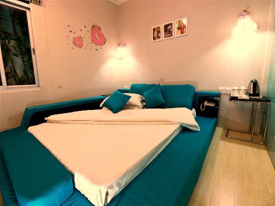 Taver New Hotel: 特色大床房