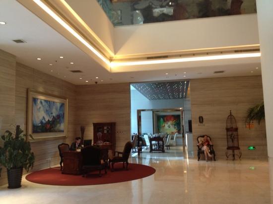 Latumogen Hotel: 大堂