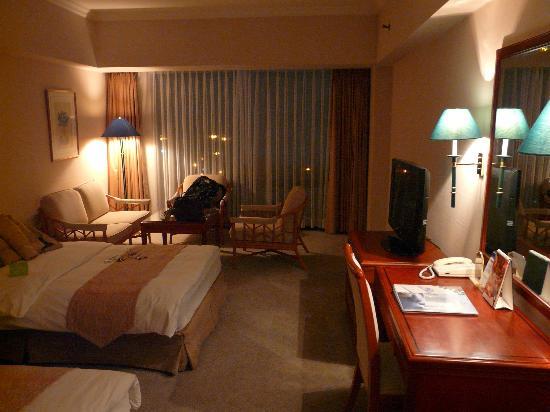 Grand Hilton Seoul: 标间
