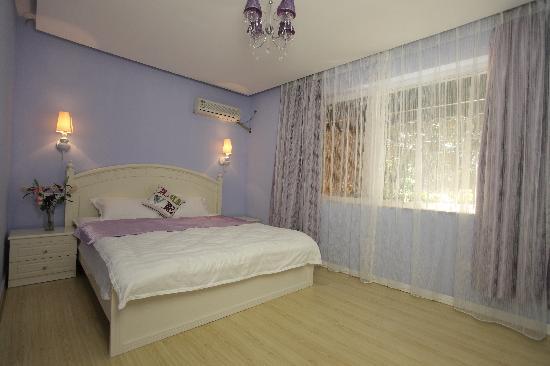 Manshiguang Inn: 201花窗大床房