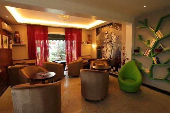 Manshiguang Inn : 公共休闲去区