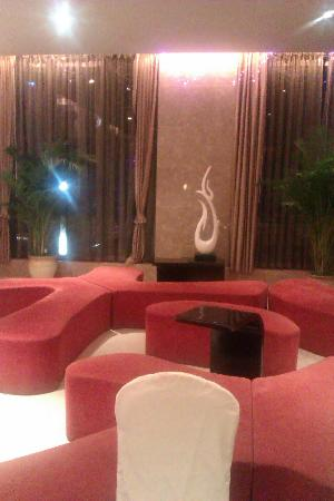 Holiday Inn Express Chongqing Jinxiucheng: 休息之地