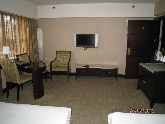 Hotel Beverly Plaza: 性价比还可以