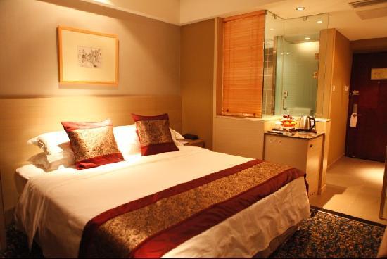Tianjin Victory Hotel: 商务大床房