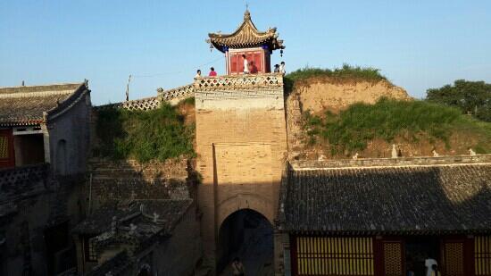 Zhangjiakou, Trung Quốc: 暖泉古堡
