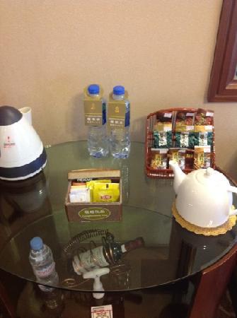 OYC Hotel: mini bar