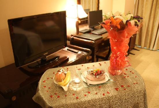 Xiu Lan Hotel: 生日礼遇