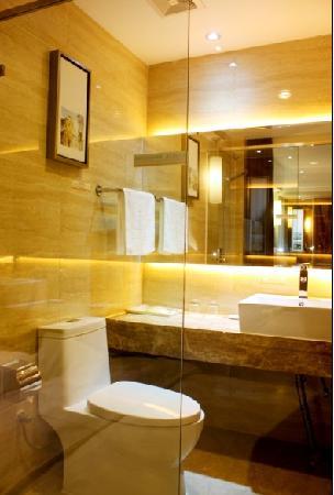 Super 8 Hotel Huangshan Shan Shui: 照片描述