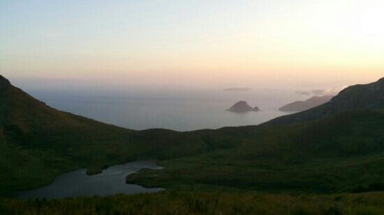 Yushan Island: 嵛山余辉