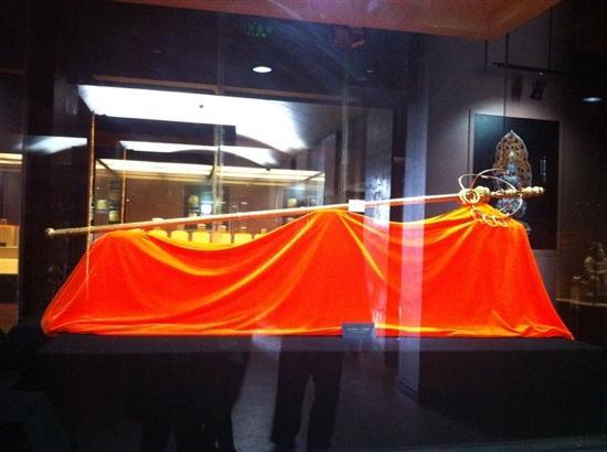 Baoji Famensi Museum: 法门寺博物馆