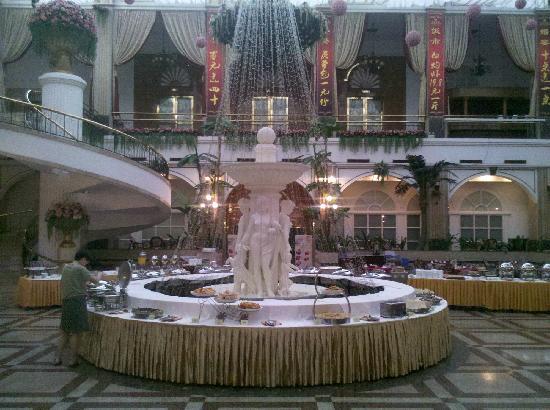 Yong Jiang Hotel : hotel