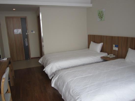 Eaka Hotel Shijiazhuang Xinhua West Road Yiyuan
