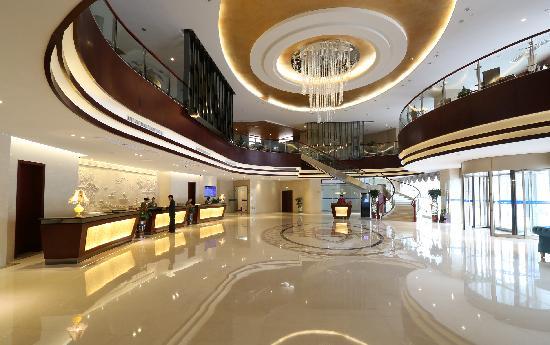 Harbor Hotel Mingzhu Xiamen : 大堂