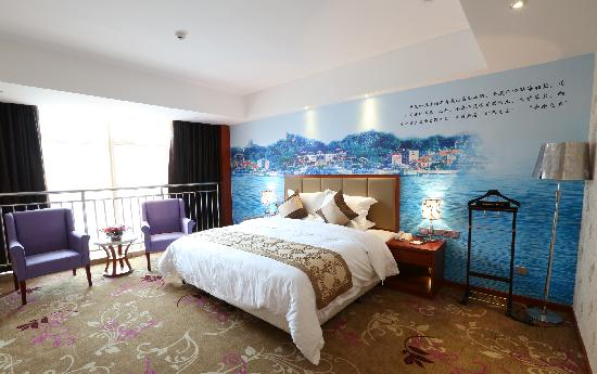 Harbor Hotel Mingzhu Xiamen : 客房